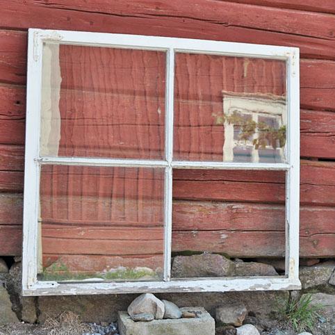 Gamla fönster - Lundagård | inredning byggnadsvård vintage | webshop