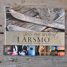 """Fotobok - """"LARSMO – 365 öar livskraft"""""""