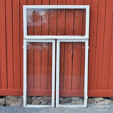 Gamla fönster – nr 11 – ytterbågar (3x3 st)