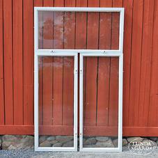 Vanhat ikkunat – nro 12 – sisäpokat (3x3 kpl)