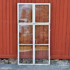 Gamla fönster – nr 17 – ytterbågar (4x2 st)