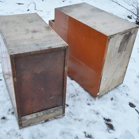 Vanhat laatikostot