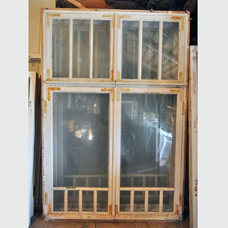 Barnsäkra gamla fönster