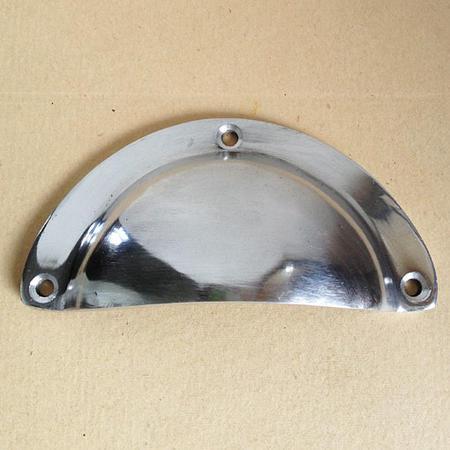 Skålhandtag aluminium