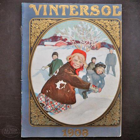 Jultidning Vintersol 1908