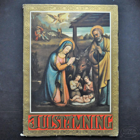 Jultidning Julstämning 1937