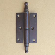 Gångjärn vänster 100x42 mm