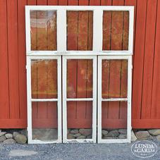 Gamla STORA fönster – nr 20 – ytterbågar (4x1 st)